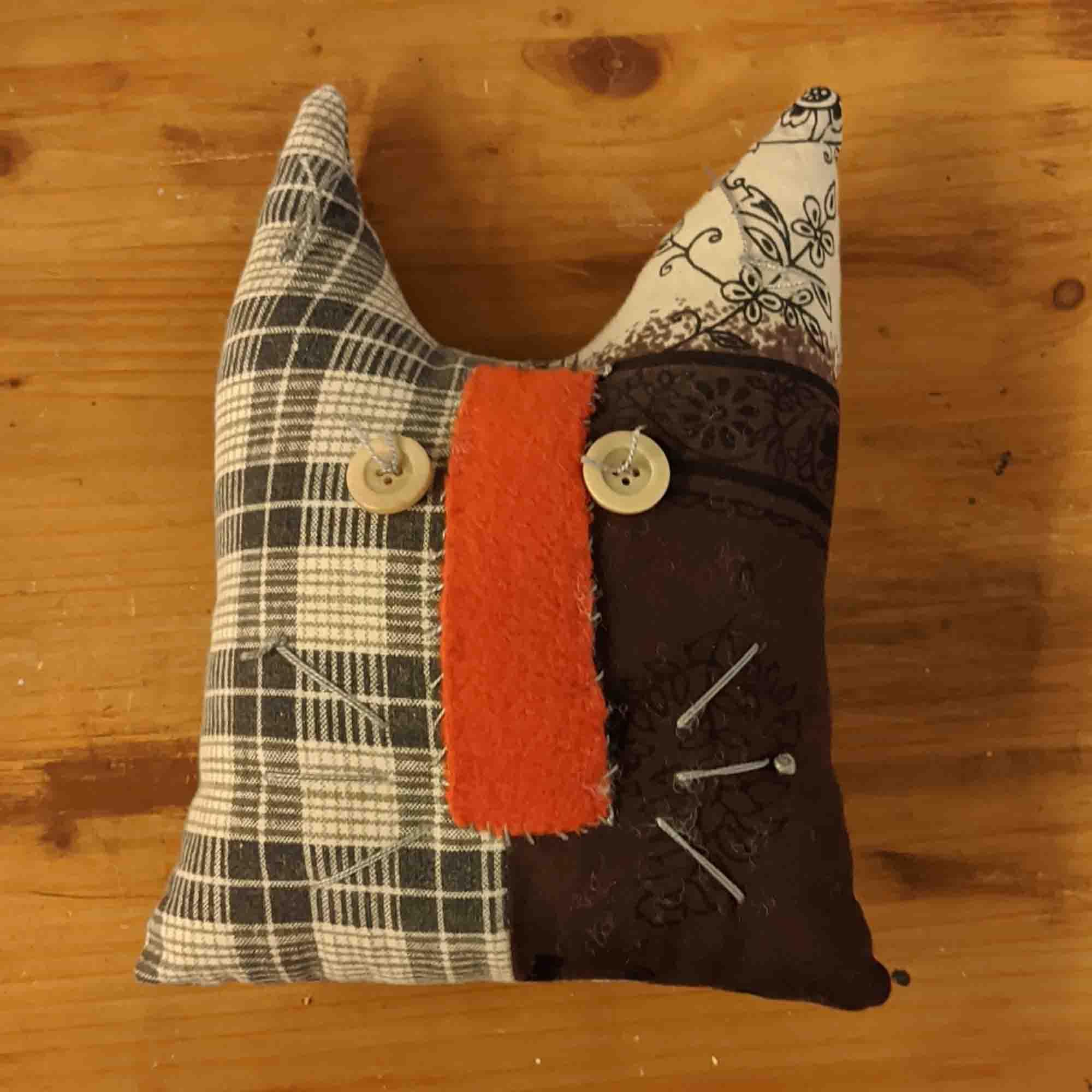 Μαξιλάρι γάτα / Cat head pillow