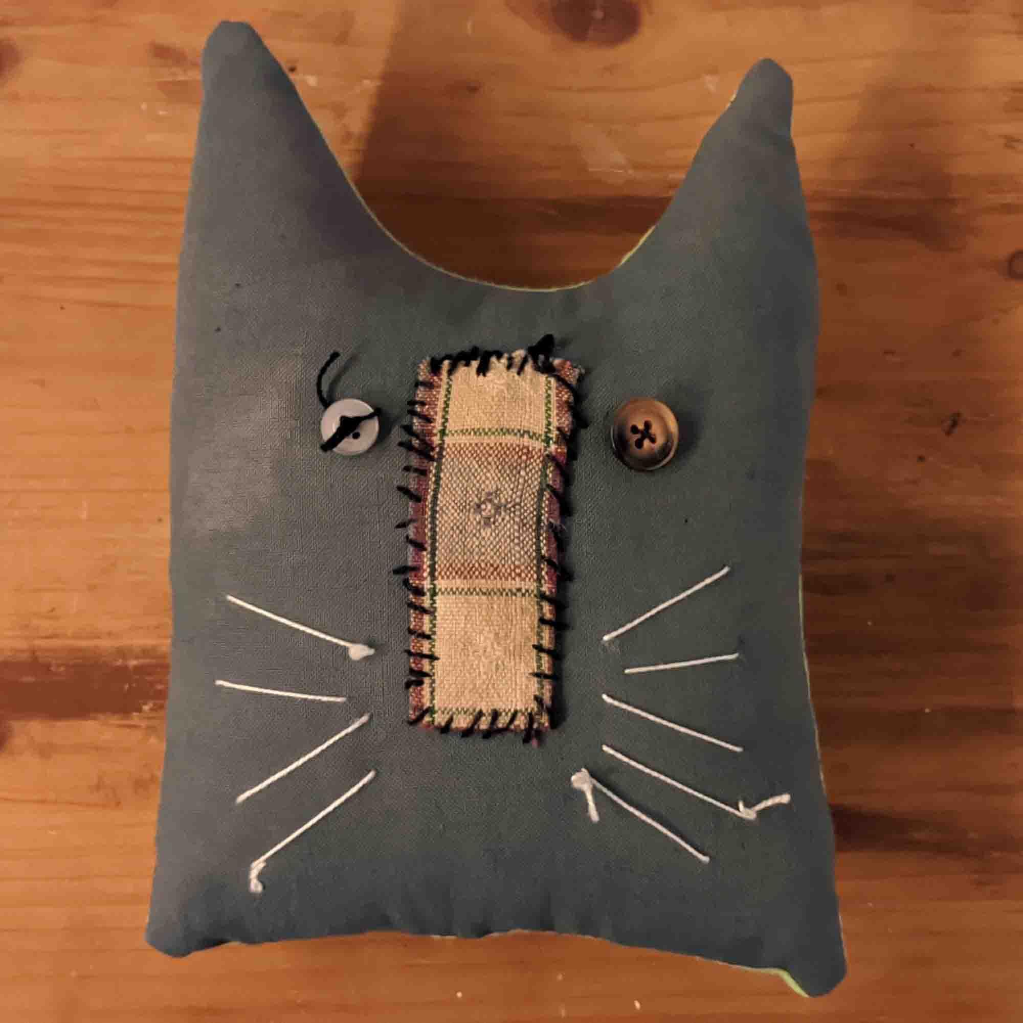 Μαξιλάρι γάτα / cat pillow