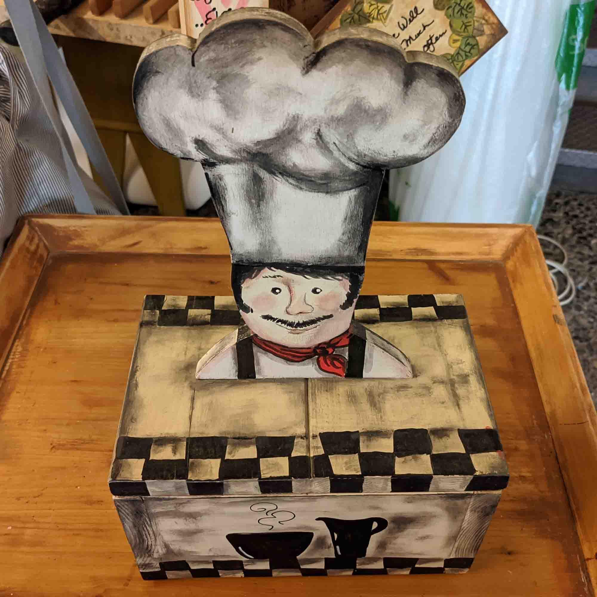 Κουτί chef box