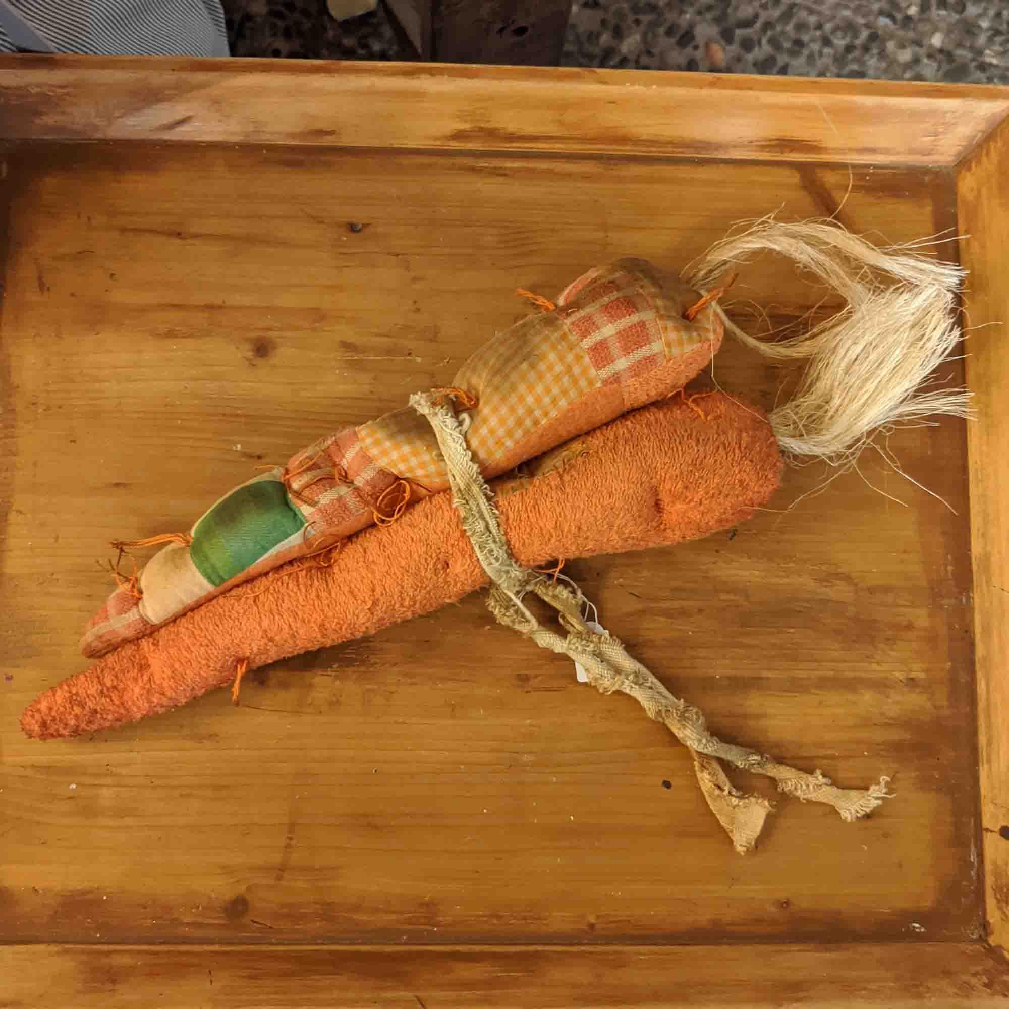 Μαξιλάρια – καρότα / carrot pillow