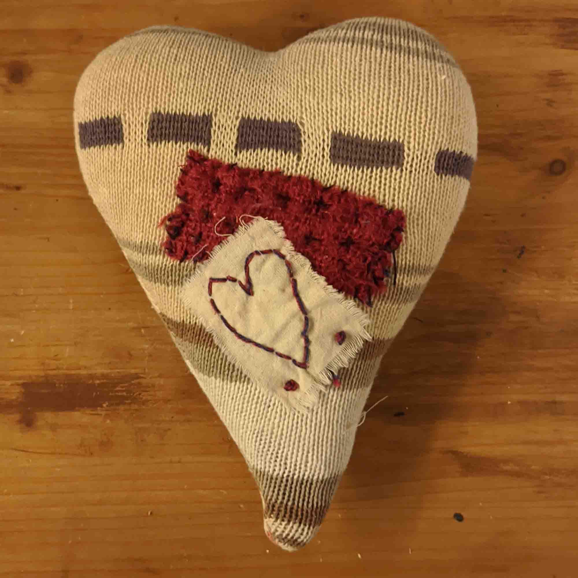 Μαξιλάρι Καρδιά / Pillow heart