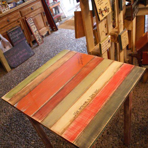 Τραπέζι  / Hand painted Table